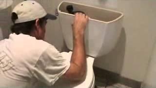 changement WC