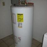 dépannage chauffe-eau au sol tarif plombier