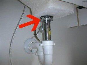 fuite bonde ou siphon tarif plomberie